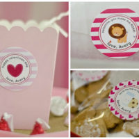 Personalized Valentine Stickers For $5.95