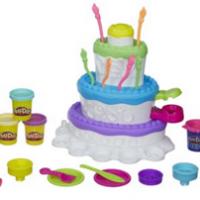 Play Doh Sweet Shoppe Cake Mountain For $14.74 Shipped