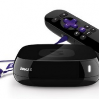 Roku 3 Streaming Media Player For $74.99 Shipped