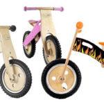 Smart Gear Wooden Balance Bikes
