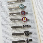 Super Hero Tie Clips