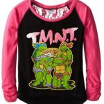 Teenage Mutant Ninja Turtles Girls Tee For $14.99 Shipped