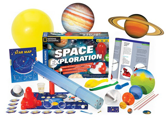 Thames & Kosmos Astronomy Space Exploration Set For $19.99