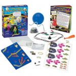 The Magic School Bus Jumping Into Electricity Kit For $13.79 Shipped