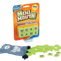 Thinkfun Mini Mouth Word Game For $7.19 Shipped