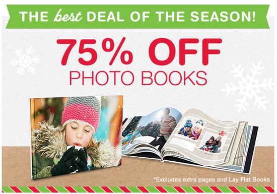 Walgreens Photo Save 75% Off Photo Books