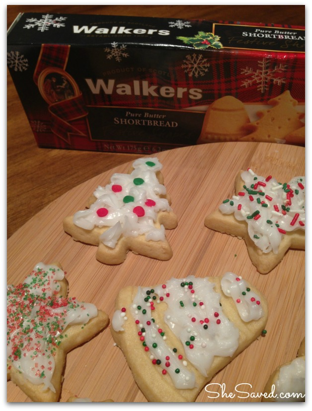 Walkers Shortbread 2