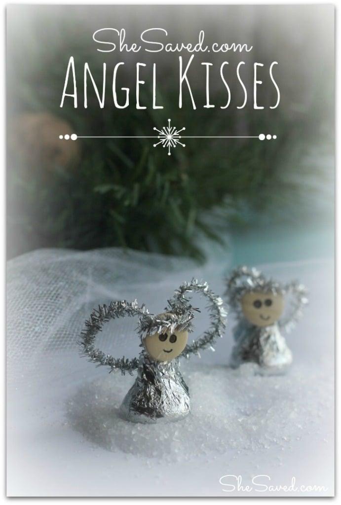 Hersheys Kiss Angel