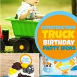 How to Plan a Construction Themed Birthday Party in 5 Easy Steps