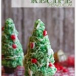 Rice Krispie Tree Recipe