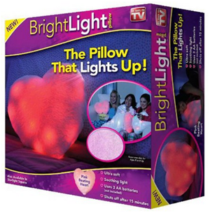 Bright Light Pillow