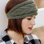 Cable Knit Head Wraps