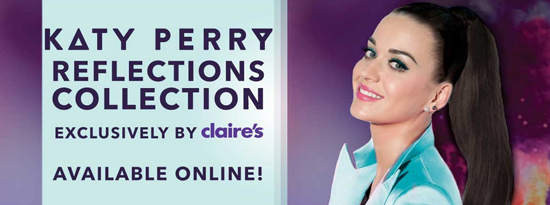 Claire's Katy Perry Collection Super Blowout Buy One Get One 50% Off