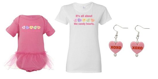 Conversation Heart Goodies