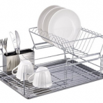 Dish Drainer Rack For $28.99 Shipped