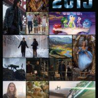 2015 Walt Disney Studios Motion Picture Line Up