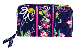 FREE Accordion Wallet With Vera Bradley Purchase