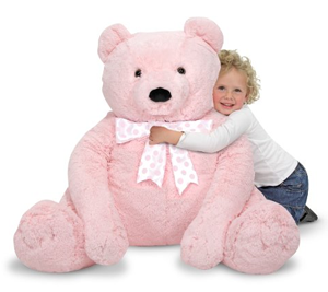 Jumbo Teddy Bear