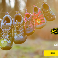 Discounted Keen Shoes Sandals and Boots for the Whole Family