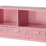 Pink Storage Cubby