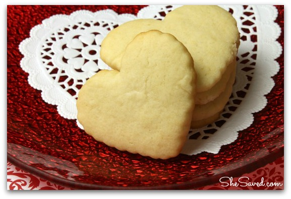 The Perfect Valentine's Day Sugar Cookie Recipe