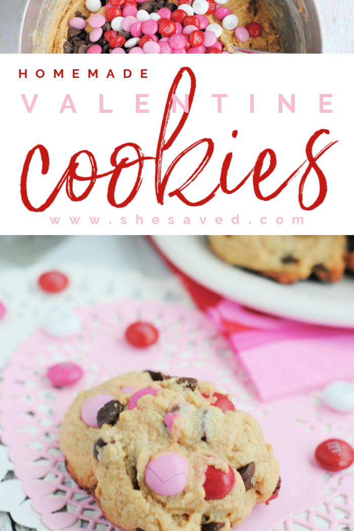 The Best Valentine Cookies Recipe
