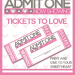 FREE Tickets to Love Valentine Coupon Book!