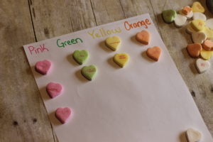 Candy Heart Game