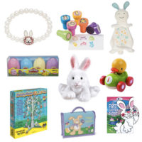 10 Non Candy Easter Basket Fillers