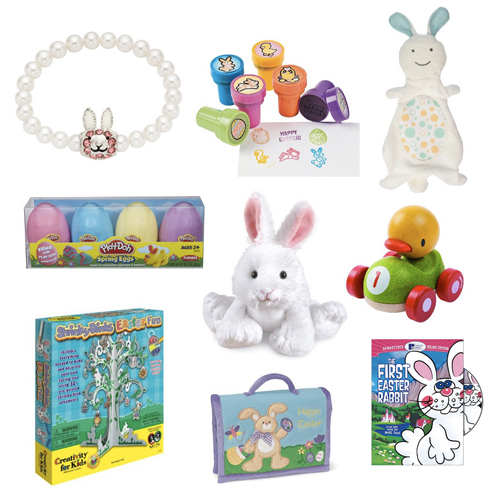 Easter round up shesaved 10 non candy easter basket fillers negle Choice Image