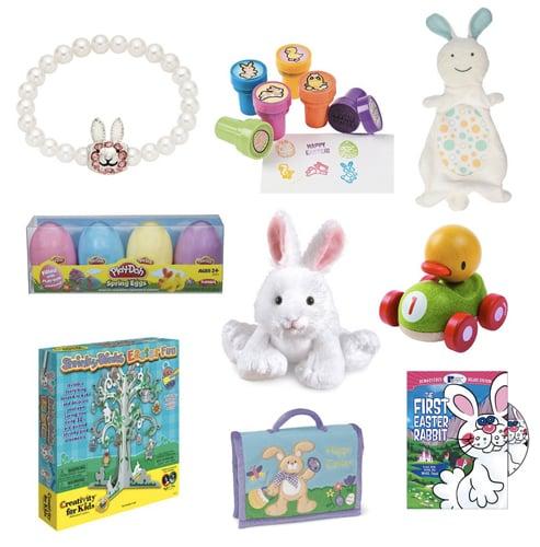 10 Non-Candy Easter Basket Filler Ideas