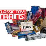 2015 Classic Toy Trains Sweepstakes