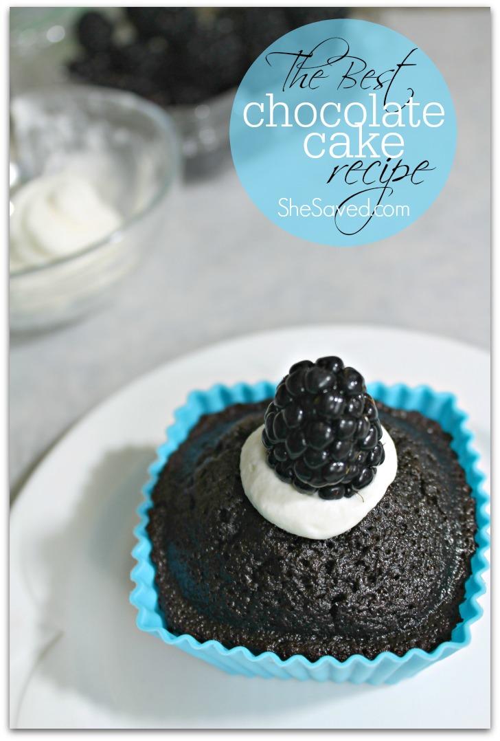 Best Chocolate Cake