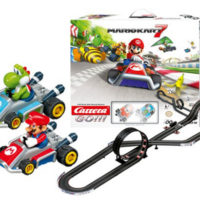Carrera Go Mario Cart 7 Race Set For $69.99