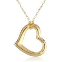 Heart Shaped Necklaces Under $30 + FREE One Day Shipping