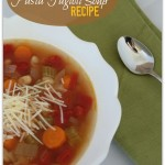 Pasta Fagioli Soup Recipe