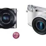 Samsung NX Digital Camera Sale