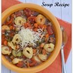 Tortellini Soup 300