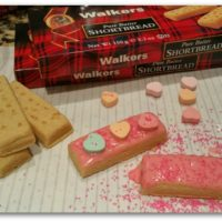 Easy Valentine Cookie Decorating with Walkers Shortbread