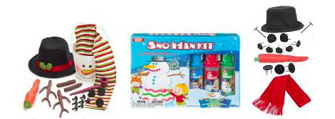 snowman kits