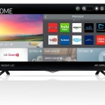 40-Inch 4K Ultra HD 60 Hz Smart LED TV from LG