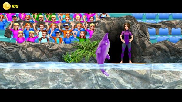 Dolphin Show 2