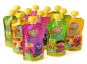 Earth's Best Organic Sesame Street Variety Smoothie