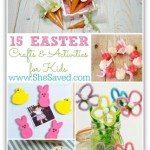 Easter Crafts for Kids 300