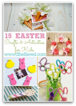 15 Fun Easter Crafts and Activities for Kids
