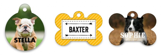 FREE Pet Tag For New Customers