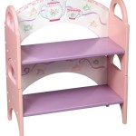 Guidecraft Tea Party Stacking Shelves