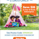 Little Passports Save $20 Off a 12 Month Subscription