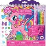 My Little Pony Full Size Sketch Portfolio with Art Set