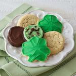 St Patrick's Day Cookie Sampler